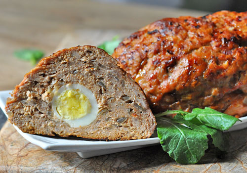 Easy Whole30 Meatloaf Recipe