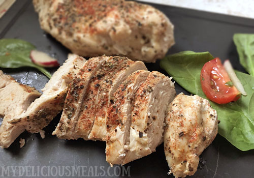 Frozen Chicken Breasts, Instant Pot