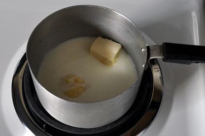 Картофельное пюре со сливочным сыром и чесноком фото-инструкция 2