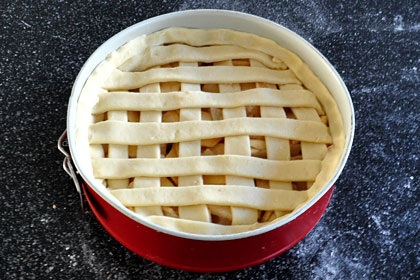 Apple Pear Pie photo instruction 7