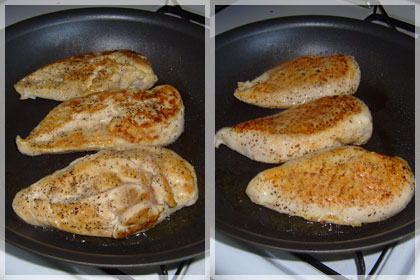Bacon Cheese Topped Chicken Breasts photo instruction 2