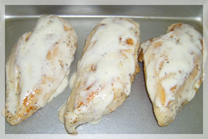Bacon Cheese Topped Chicken Breasts photo instruction 4