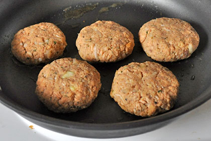 Canned Salmon Patties photo instruction 2