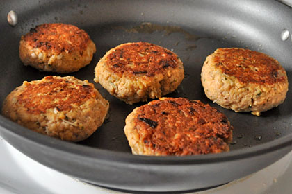 Canned Salmon Patties photo instruction 3