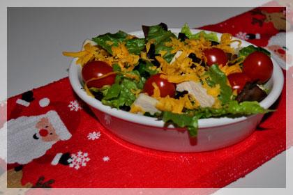 Салат с курицей и грибами Портобелло фото инструкция 2