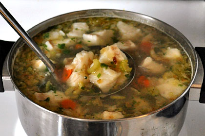 fish stew cod ForFish Soup Cod