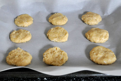 Easy Coconut Cookies photo instruction 4