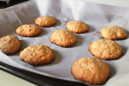 Easy Coconut Cookies photo instruction 5