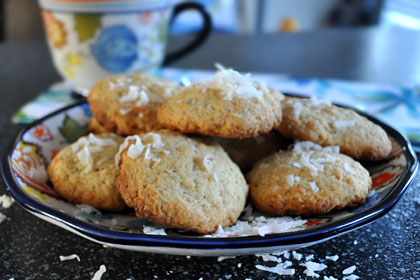 Easy Coconut Cookies photo instruction 6