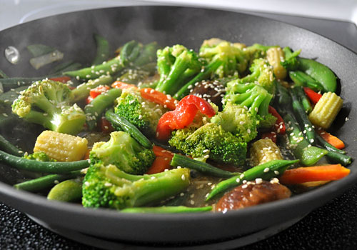 Easy Stir-Fry Vegetables photo instruction 3