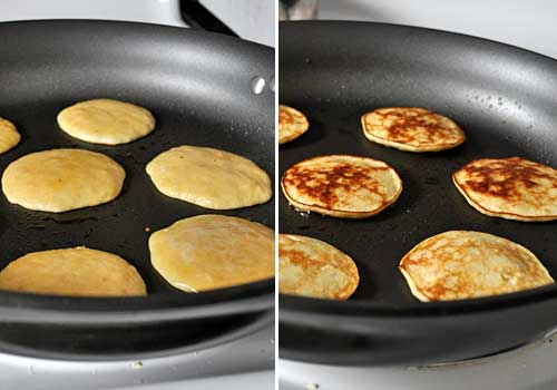 Gluten-Free Banana and Egg Pancakes photo instruction 2