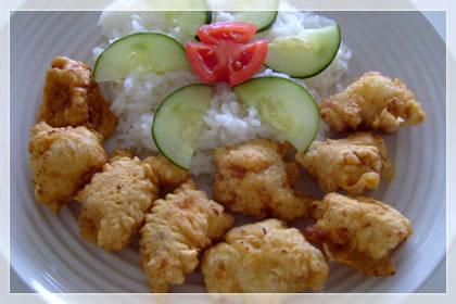 Golden Chicken Nuggets Mydeliciousmeals Com