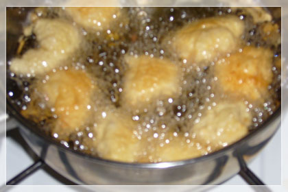 Золотистые Куриные Наггетсы фото инструкция 4