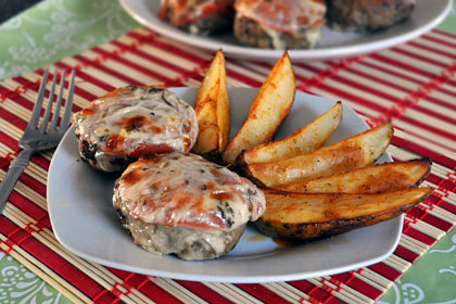 Ground Turkey Patties