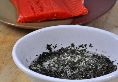 Полезное филе лосося Рецепт фото инструкция 2