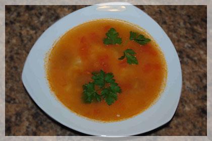 Харчо (говяжий суп)