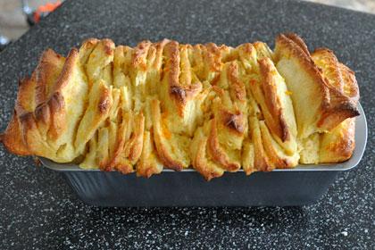 Сладкий Лимонный Хлеб-Пирог пошаговое фото 10