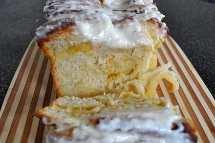 Сладкий Лимонный Хлеб-Пирог пошаговое фото 12