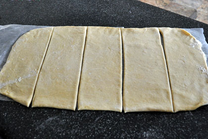 Сладкий Лимонный Хлеб-Пирог пошаговое фото 5