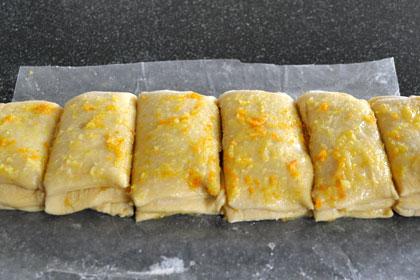 Сладкий Лимонный Хлеб-Пирог пошаговое фото 7