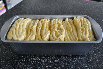 Сладкий Лимонный Хлеб-Пирог пошаговое фото 9