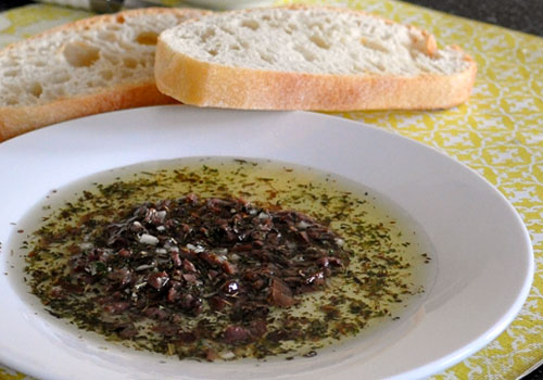 Olive Oil for Dipping Bread