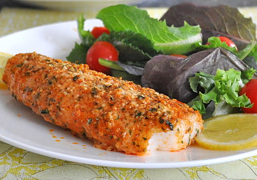 Oven Baked Cod Loin Recipes