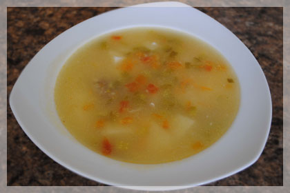 Rassolnik (Pickle Soup)