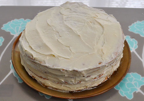 Russian Layered Cake photo instruction 15