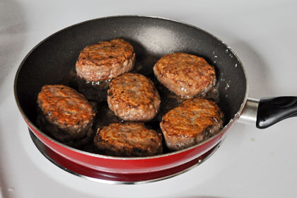 Russian Meat Patties (Kotlety) photo instruction 4