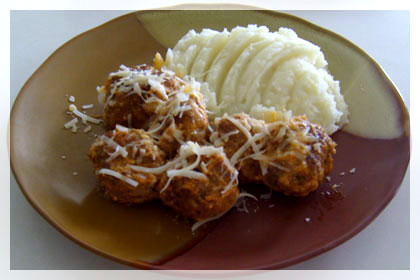 Simple and Easy Meatballs
