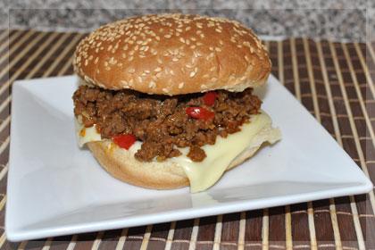 Американские Сэндвичи Слоппи Джо пошаговое фото 5