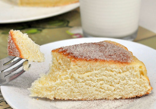 Super Easy Milk Cake