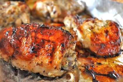 Куриные Бедрышки Маринованные в Йогурте пошаговое фото 4